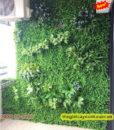 hướng dẫn bảo quản tường cây giả
