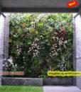 Tường cây giả mẩu 444