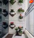 32Dịch vụ trang trí ban công chung cư tại Hà nội MS BC006