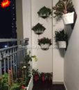 39Mẩu trang trí ban công chung cư nhỏ đẹp MS BC008