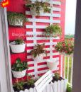 42Mẩu tiểu cảnh ban công đẹp cho căn hộ chung cư MS BC004