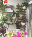 trang trí ban công chung cư 2