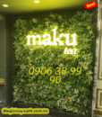 Mẩu tường cây giả Cao Cấp đẹp – Ms 9999